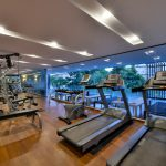 Aster Hotel and Residence : Fitness Center