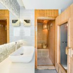 Aster Hotel and Residence : Sauna