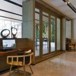 Hotel Amber Pattaya : Business Station