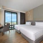Hotel Amber Pattaya : Deluxe Room