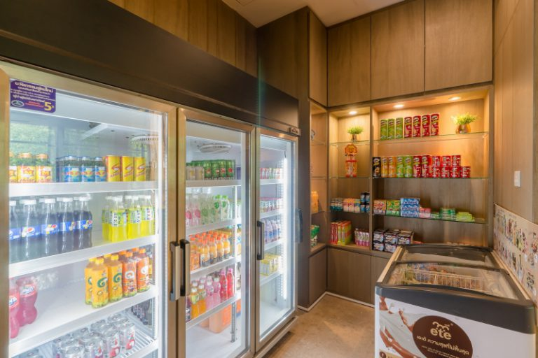 Hotel Amber Pattaya : Snack Corner