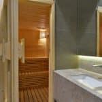 Hotel Amber Pattaya : Sauna