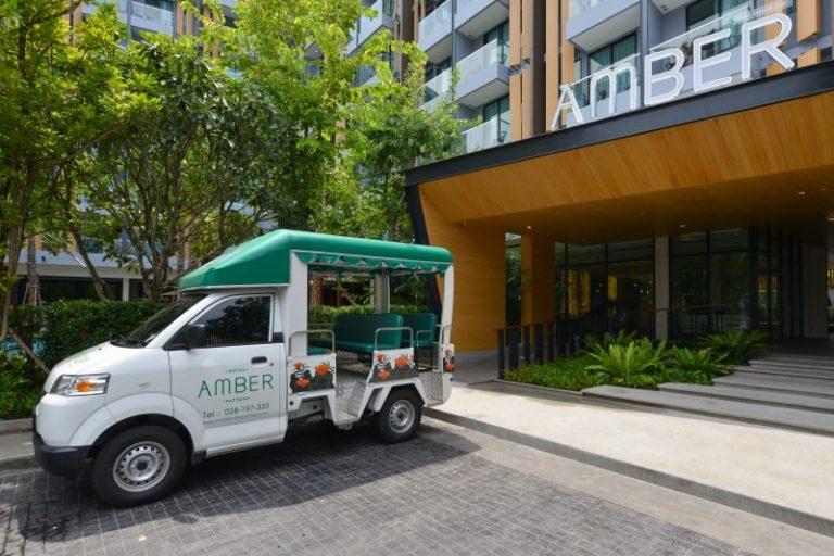 Hotel Amber Pattaya : Shuttle Service