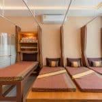 โรงแรมแอมเบอร์ พัทยา : ห้องนวด&สปา